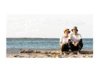 西野様夫妻のメモリアルフォト用マークアイキャッチ画像です
